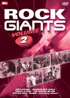 DVD Various artists. Rock Giants Volume 2