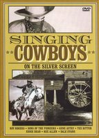 DVD Various artists. Singing Cowboys On The Silver Screen