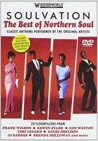 DVD Various artists. Soulvation - The Best Of Northern Soul