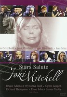 DVD Various artists. Stars Salute Joni Mitchell