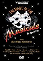 DVD Various artists. Marti Webb & Mark Rattray - The Magic Of The Musicals In Concert