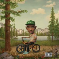 LP Tyler, The Creator. Wolf (LP)