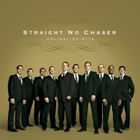 LP Straight No Chaser. Holiday Spirits (LP)