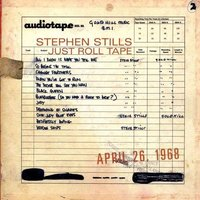 LP Stephen Stills. Just Roll Tape. April 26, 1968 (LP)