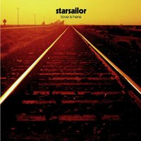 LP Starsailor. Love Is Here (LP)