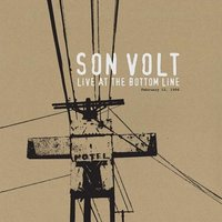 LP Son Volt. Live At The Bottom Line 2/12/96 (LP)