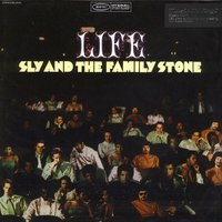 LP Sly And The Family Stone. Life (LP)