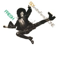 Sly & The Family Stone. Fresh (LP)