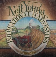 LP Neil Young, International Harvesters. A Treasure (LP)