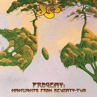 LP Yes. Progeny: Highlights From Seventy-Two (LP)