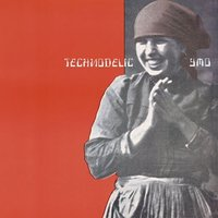 LP Yellow Magic Orchestra. Technodelic (LP)