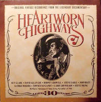 LP Various Artist. Heartworn Highways (LP)