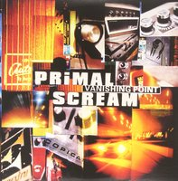 LP Primal Scream. Vanishing Point (LP)