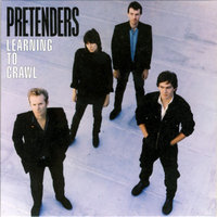 LP The Pretenders. Learning To Crawl (LP)