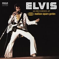 LP Elvis Presley. Elvis As Recorded At Madison Square Garden (LP)
