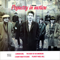 LP The Pogues. Poguetry In Motion (LP)