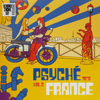 LP Various Artist. Psyche France Vol. 2 (LP)