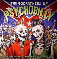 LP Various Artist. The Godfathers Of Psychobilly (LP)