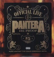 LP Pantera. Official Live 101 Proof (LP)