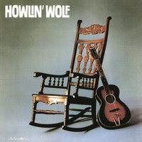 LP Howlin' Wolf. Rockin' Chair Album (LP)