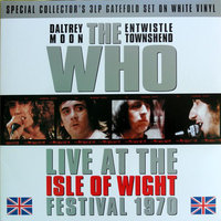 LP The Who. Isle Of Wight Festival 1970 (LP)