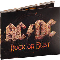 Audio CD AC/DC. Rock Or Bust