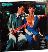 LP Scorpions. Lovedrive (50th Anniversary Deluxe Edition) (LP)