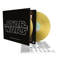 LP John Williams. Star Wars. Episode IV. A New Hope (LP) / ��������� � ������ Star Wars. Episode IV. A New Hope