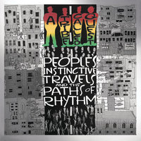 Audio CD A Tribe Called Quest. People's Instinctive Travels and the Paths of Rhythm (25th Anniversary)