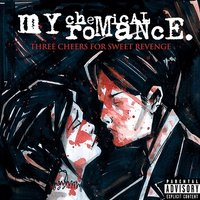 LP My Chemical Romance. Three Cheers For Sweet Revenge (LP)