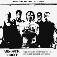 Audio CD Agnostic Front. Original Album Collection (Cause For Alarm / Liberty And Justice For� / Live At CBGB / One Voice / Last Warning)