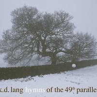 LP K.D. Lang. Hymns Of The 49th Parallel (LP)