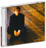 Elton John. Love Songs (CD)