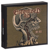 Audio CD Entombed A.D. Dead dawn (limited edition)