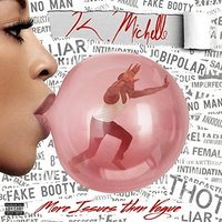 Audio CD K. Michelle. More Issues Than Vogue