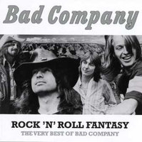 Audio CD Bad Company. Rock 'N' Roll Fantasy: The Very Best