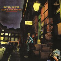 Audio CD David Bowie. Rise & Fall of Ziggy Stardust & the Spider from Mars