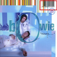 Audio CD David Bowie. Hours