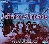 Jefferson Airplane. White Rabbit. The Ultimate Collection (3 CD)