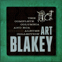 Audio CD Art Blakey, The Jazz Messengers. The Complete Columbia & Rca Albums Collection