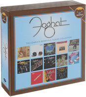 Foghat. The Complete Bearsville Albums Collection (13 CD)