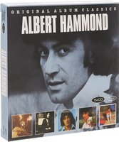 Albert Hammond. Original Album Classics (5 CD)