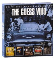 The Guess Who. Original Album Classics (5 CD)