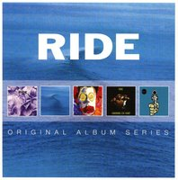 Ride. Original Album Series (Smile / Nowhere / Going Blank Again / Carnival Of Light / Tarantula) (5 CD)
