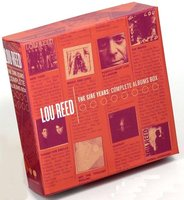 Lou Reed. The Sire Years: The Complete Albums Box (10 CD)