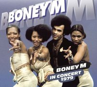Boney M. In Concert 1979 (CD)