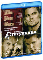 Отступники (Blu-Ray) / The Departed