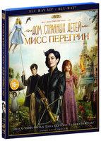 Дом странных детей Мисс Перегрин (Real 3D Blu-Ray + Blu-Ray)