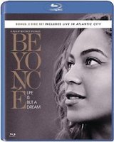 Beyonce. Life Is But A Dream / Live In Atlantic City (2 Blu-Ray)
