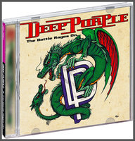 Deep Purple. The Battle Rages On (CD)